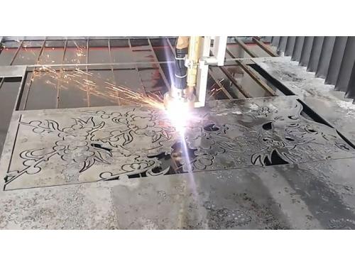Cắt CNC kim loại cắt  plasma
