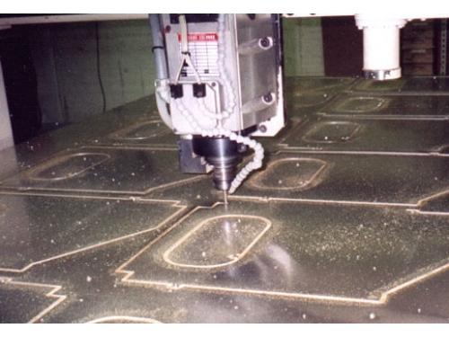 Cắt CNC chi tiết
