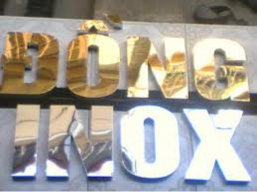 Chữ nổi inox Đồng Inox