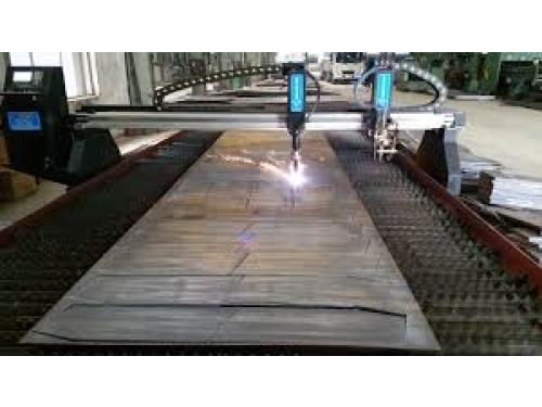 Cắt CNC thép chất lượng