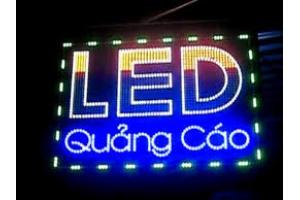 Thi công hộp đèn led quảng cáo